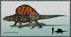Ктенозавриск2