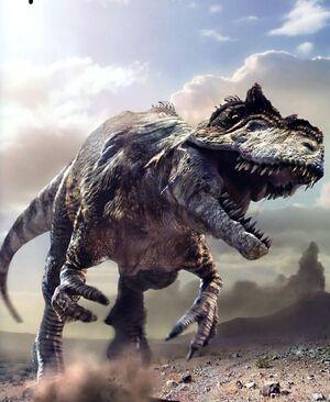 Allosaurus hd
