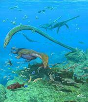 Диноцефалозавр7