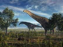 Isisaurus-dinosaurs-artwork-walter-myers