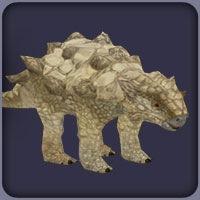 Анкилозавр Тикун