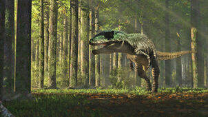 Carcharodontosaurus 2016 by paleoguy-d9u1hq5