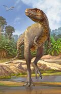 Алектрозавр2