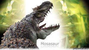 Мозазавр портал 1