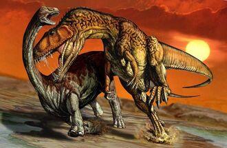 Кархарадонтозавр