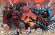 Godzilla & Shin Godzilla