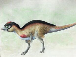 Kulindadromeus zabaikalicus by dolevfab-d92hayr