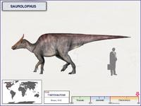 Saurolophus by cisiopurple-dcml790