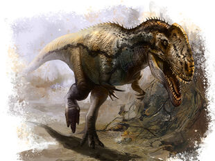 Картинки по запросу Монолофозавр, фото монолофозавры