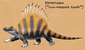Диметродон23