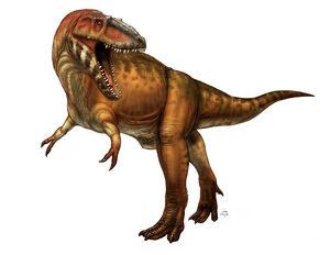 Альбертозавр1