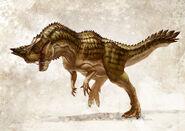 Ultra-Ceratosaurus