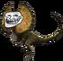 Троллфейс-дилофозавр