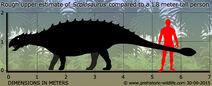 Scolosaurus-size