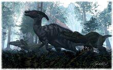 Харонозавр 4
