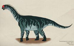 014 camarasaurus supremus by green mamba-d4ps7ks 6622