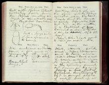 Дневник Уолкотта