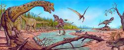 Megaraptor-i-futalognkosaurus-m