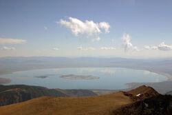 Озеро Моно 1