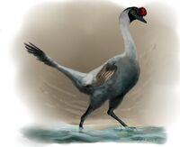 Halszkaraptor escuilliei by gooxen-dbvzymv