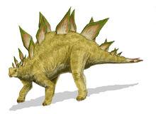 Стегозавр2