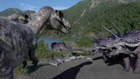 Доисторический парк серия 1