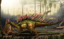Кентрозавр1