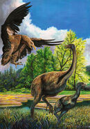 Harpagornis moorei by cheungchungtat-d4fic9f