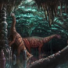 Дайамантинозавр 2