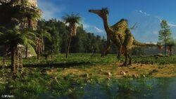 Deinocheirus image