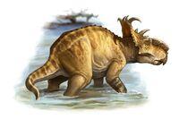 Пахиринозавр 2
