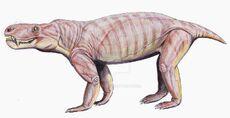 Scylacosuchus orenburgensis by dibgd-d1wvi39