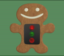 Gingerbread Man (GBM)