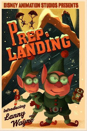 Prep-and-Landing-poster