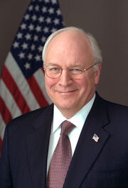 Richard Cheney 2005 official portrait