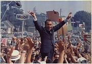 Richard nixon campaign rally 1968