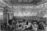 Andew Johnson impeachment trial