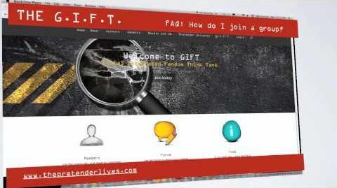 The Pretender G.I.F.T