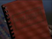 Mp-rednotebook mirage