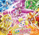 Let's go! Smile Pretty Cure! / Yay! Yay! Yay! Single