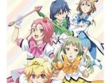 Earth Defense Pretty Cure!
