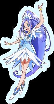 Doki Doki! Pretty Cure Cure Diamond pose2