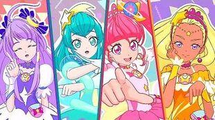 【ED】スター☆トゥインクルプリキュア『パぺピプ☆ロマンチック』【最高画質】