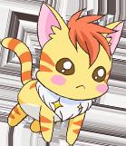 Deco cat