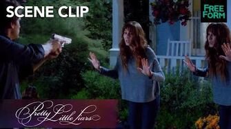 Pretty Little Liars Series Finale Toby Chooses Spencer Over Alex Freeform