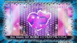 Pretty Rhythm Rainbow Live OP 1 (2013 Spring)