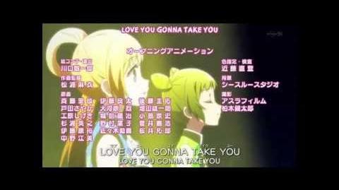 Pretty Rhythm Rainbow Live - OPENING 3 - Prizmmy☆「CRAZY GONNA CRAZY」-0