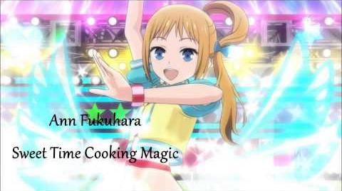 Pretty Rhythm Rainbow Live Ann Fukuhara-Sweet Time Cooking Magic