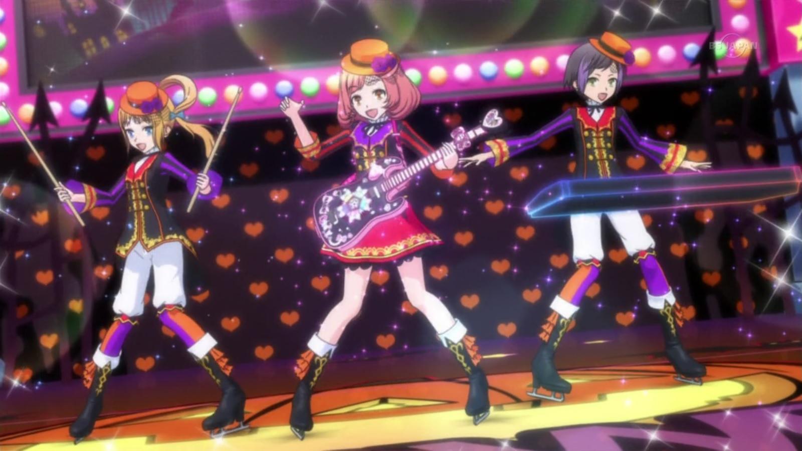 image - happy rain halloween prism live 2 | pretty rhythm
