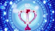 Flecha corazón amoroso diamond